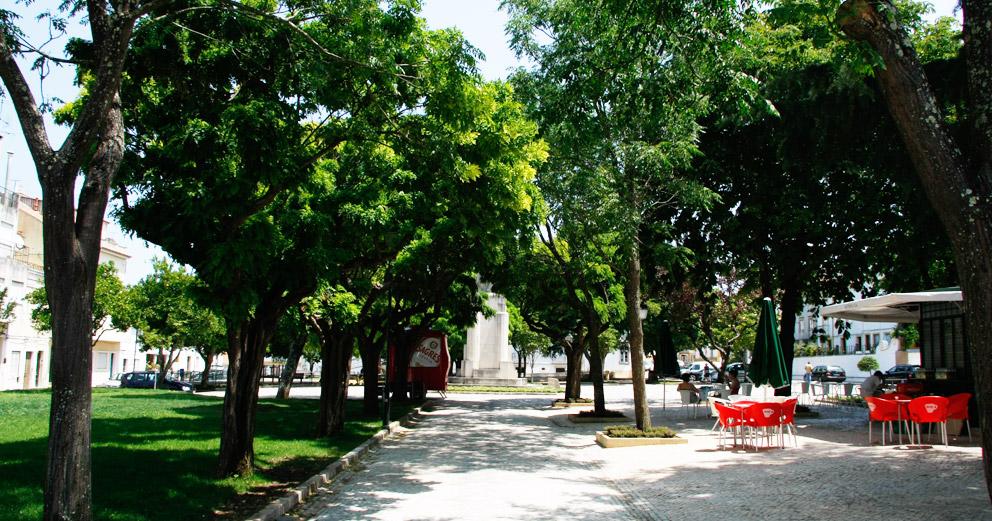 Jardim da República