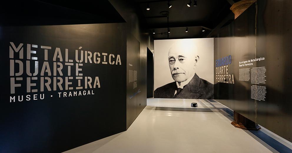 Museu Metalúrgica Duarte Ferreira