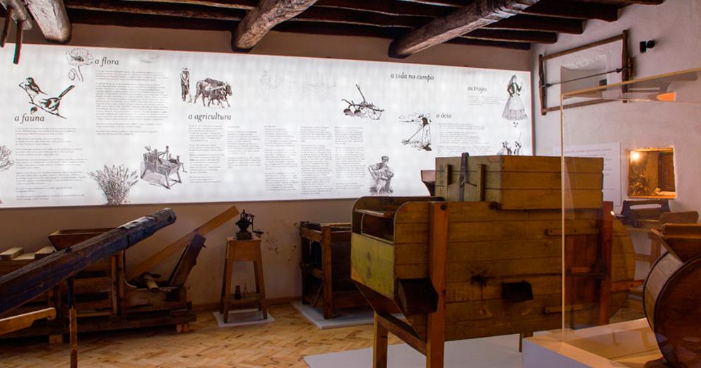 Núcleo Museológico da Quinta das Sentieiras